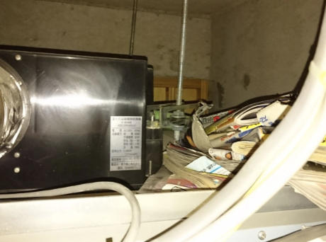 浴室暖房乾燥機の写真3